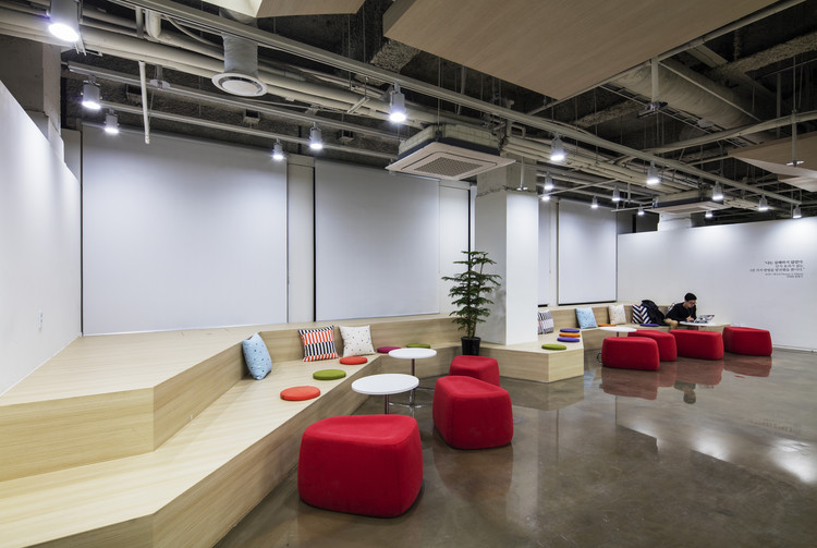 Venture Complex CEL  /  Soon Gak Jang + SIGONGtech + Jay is Working + Space NEN, © Wansoon Park
