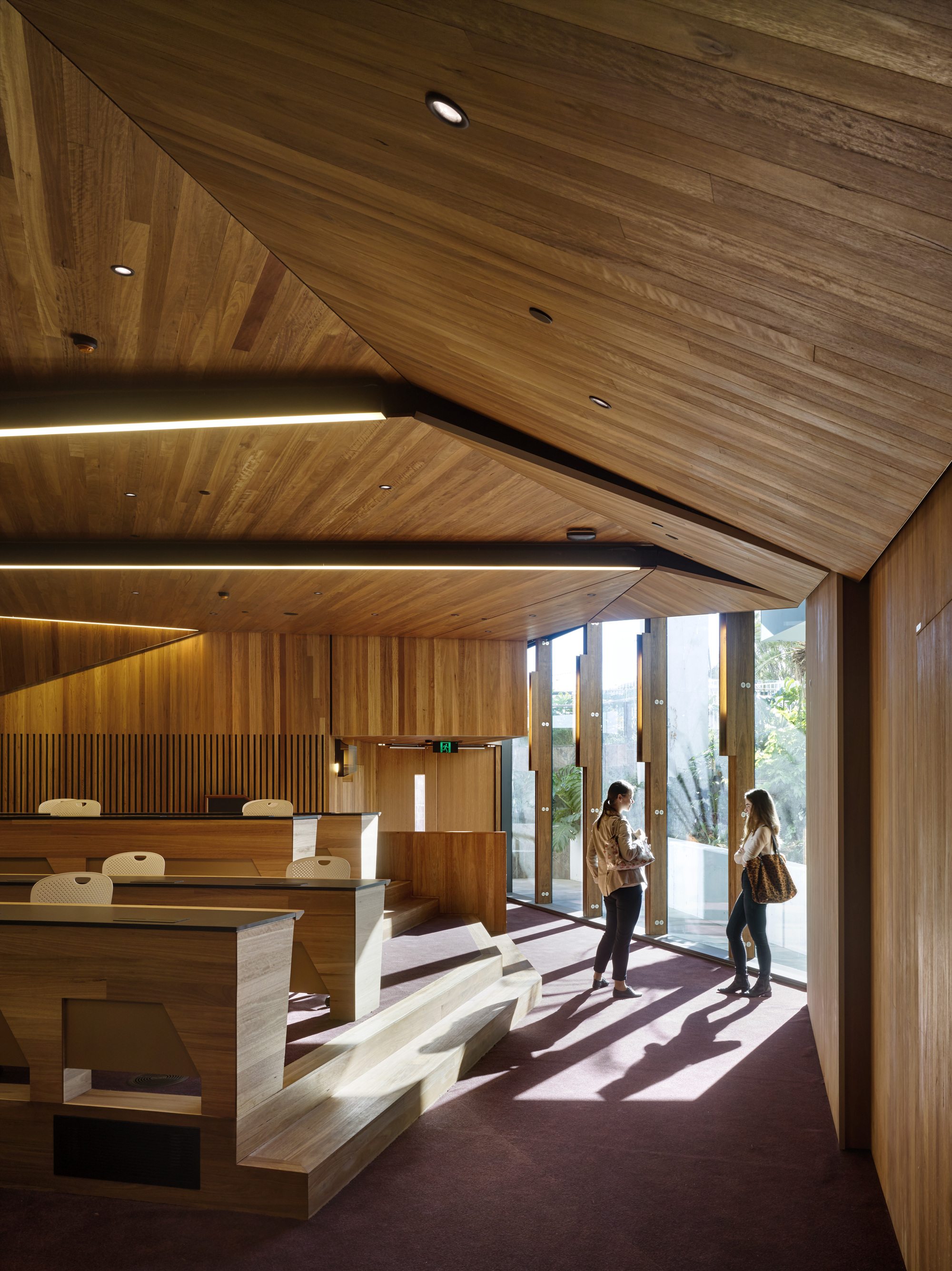 The University Of Queensland Oral Health Centre Cox Rayner Architects Hames Sharley
