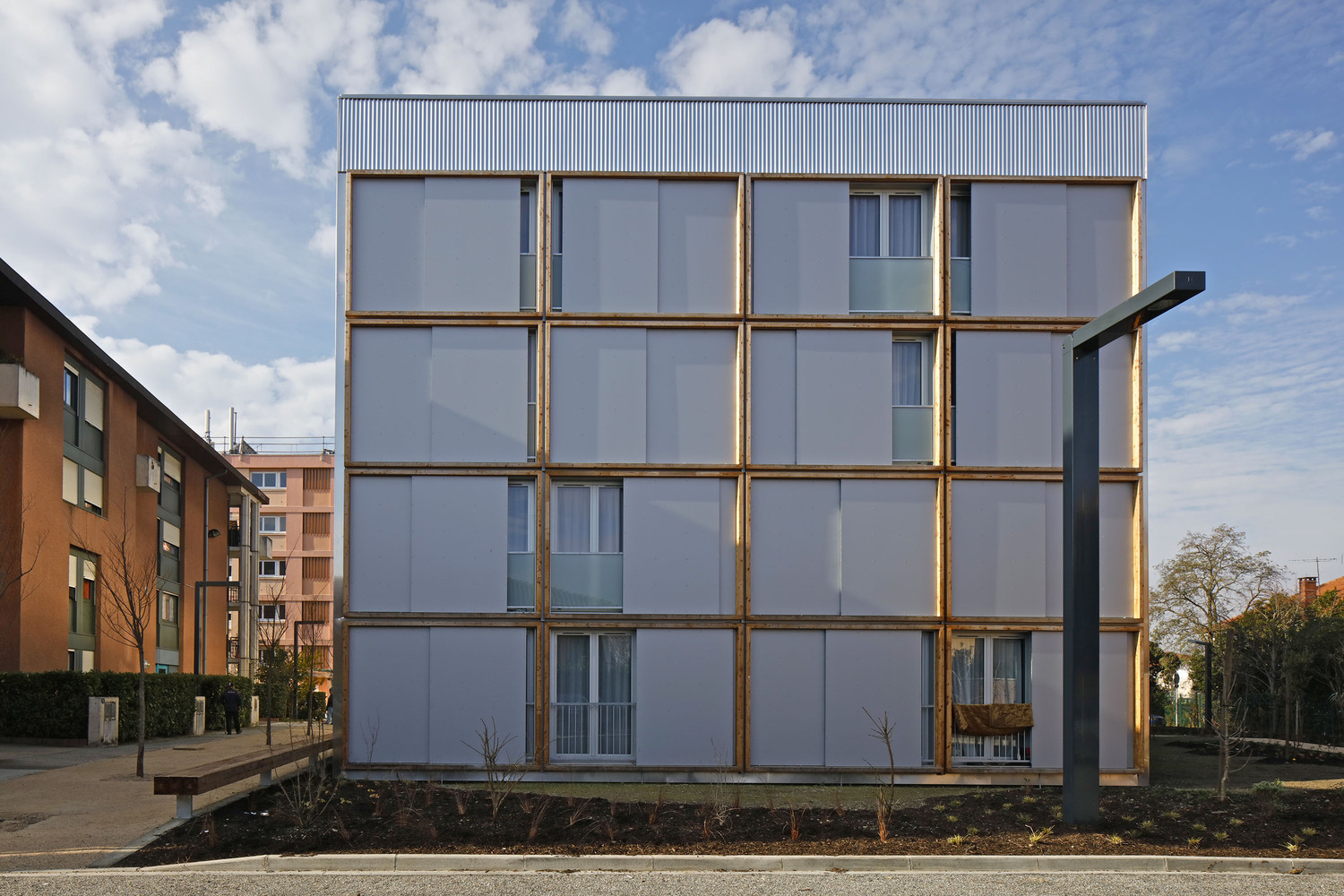 50 Modular Timber Apartments Ppa Architectures