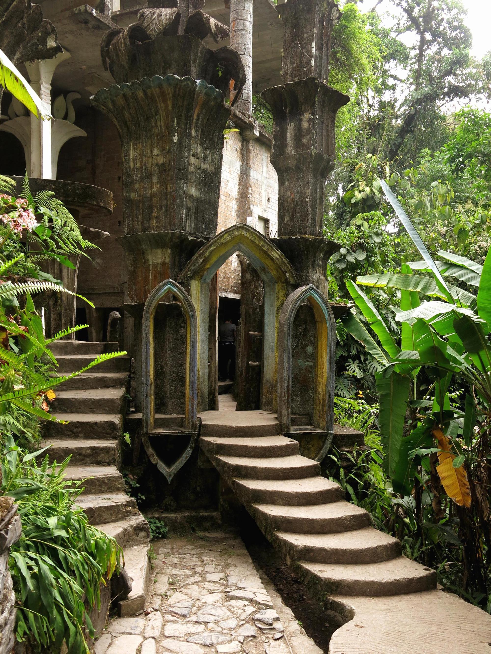 Gallery of Inside Las Pozas, Edward James\' Surrealist Garden in the ...