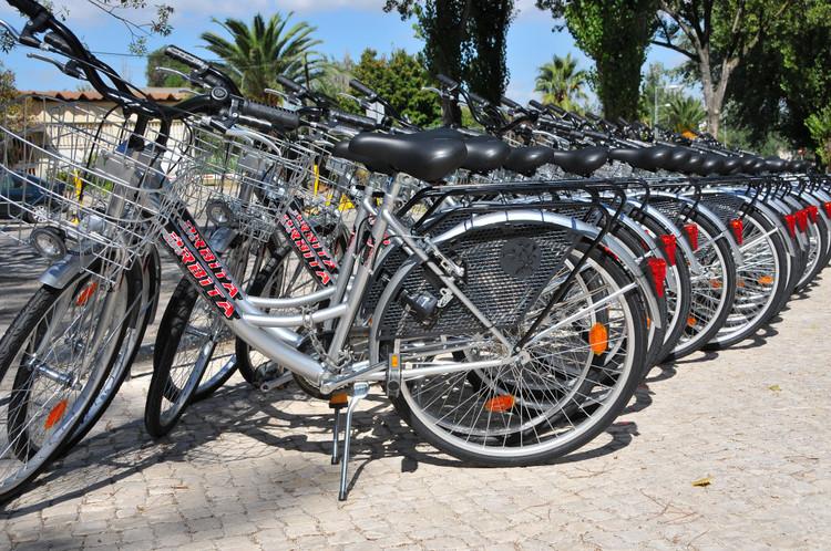 Lisboa ampliará em 90 km sua rede cicloviária até 2017, Conferência GIRA2010em Lisboa. Image ©  ISCTE-IUL - Instituto Universitário de Lisboa