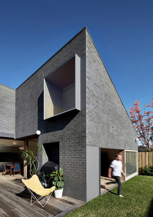 Hoddle House  / Freedman White, © Jeremy Wright