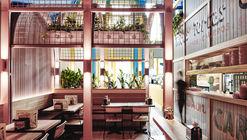 Paco's Tacos  / Technē Architecture + Interior Design