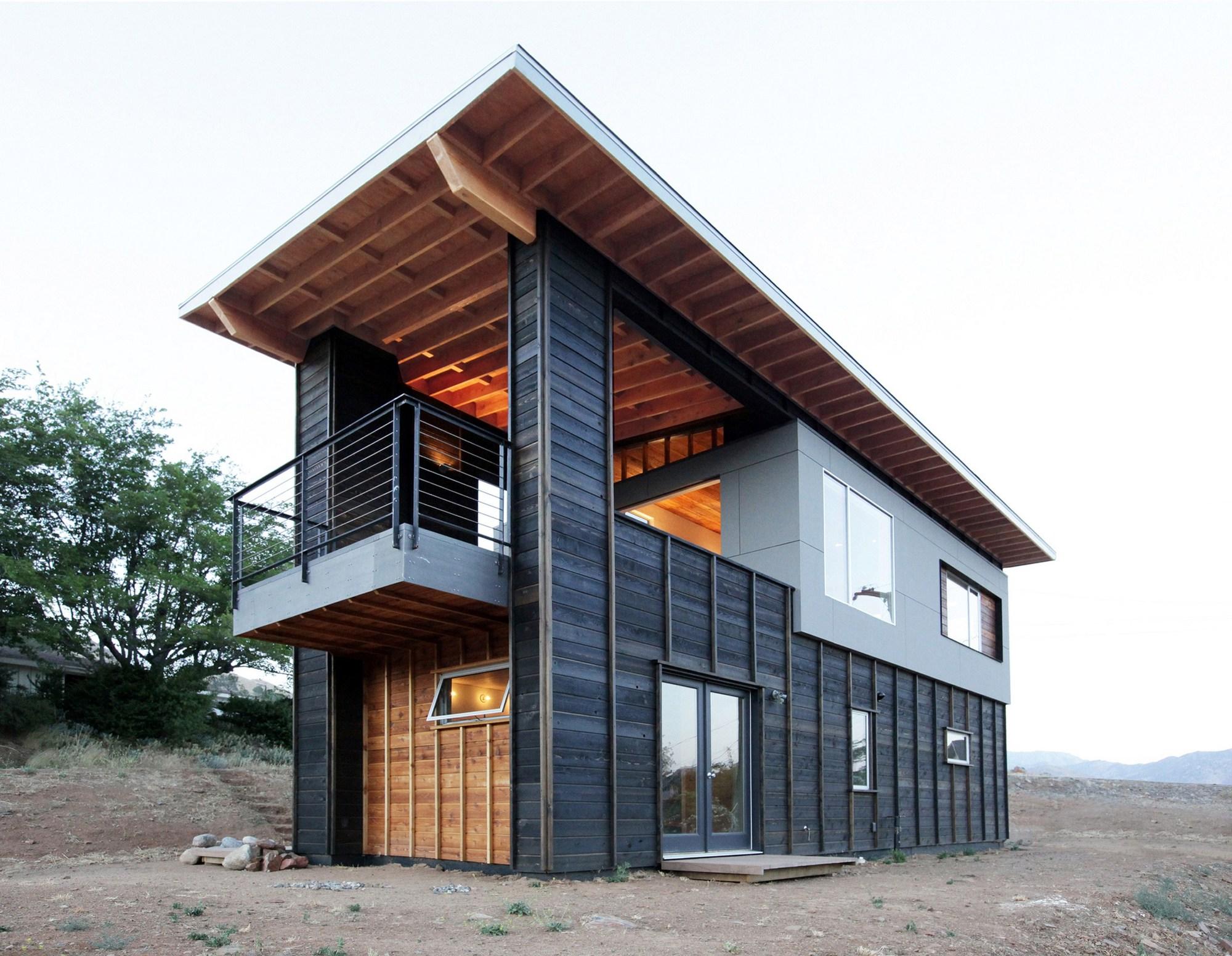 510 Cabin / Hunter Leggitt Studio | ArchDaily