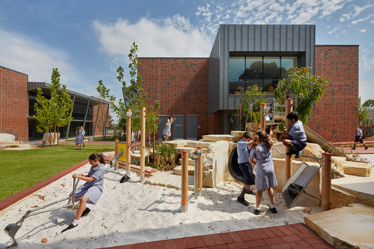 Guildford Grammar Preparatory School  / Christou Design Group , © Douglas Mark Black