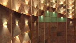 Revestimiento de muro LUM / Qstudio