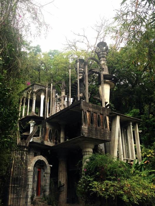 Xilitla Mexico El Jardin Surrealista De Edward James Plataforma