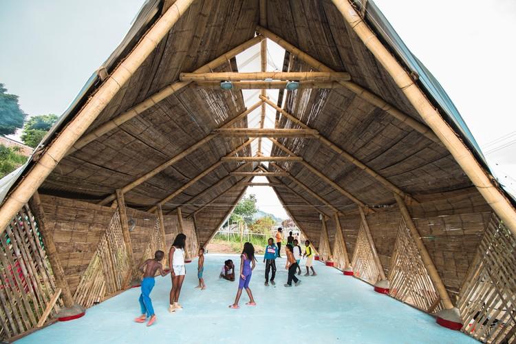 La Casa Ensamble Chacarrá, la arquitectura como un gesto de reparación, Cortesía de Ruta 4