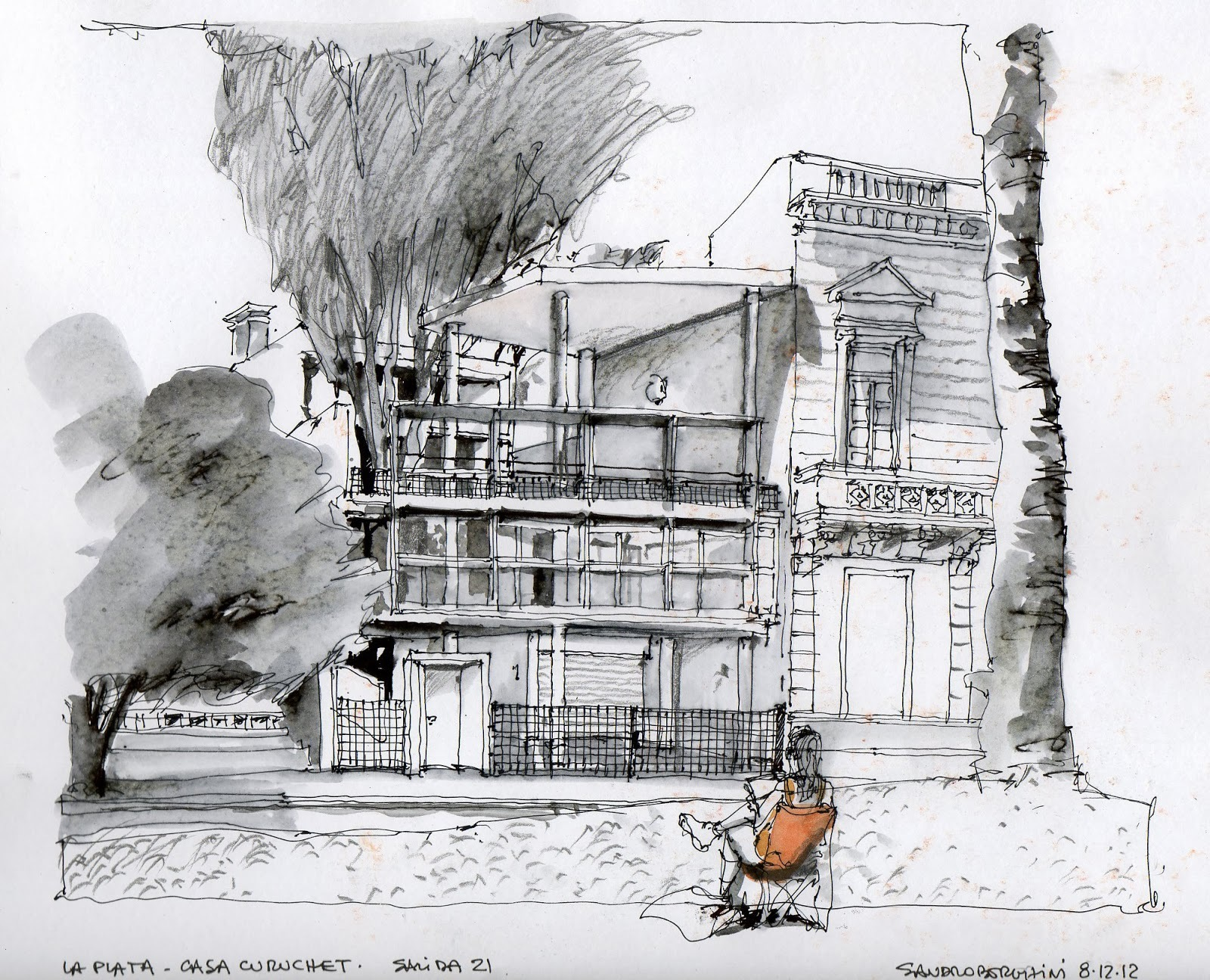 Crteži olovkom/grafika - Page 32 21_-_Sandro_Borghini_-_2