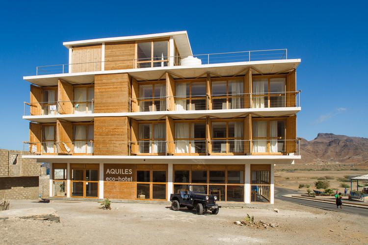 Aquiles Eco Hotel / Ramos Castellano Arquitectos, © Ricardo Nascimento