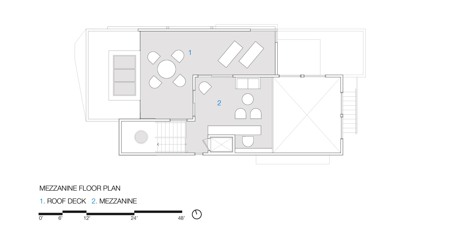 Gallery Of Garrison Residence Patrick Tighe Architecture 15 Building Wiring Diagram 277v Lights Residenceplan