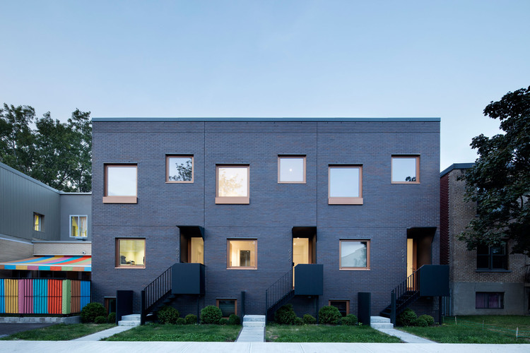 Marquette Residence  / NatureHumaine, © Adrien Williams