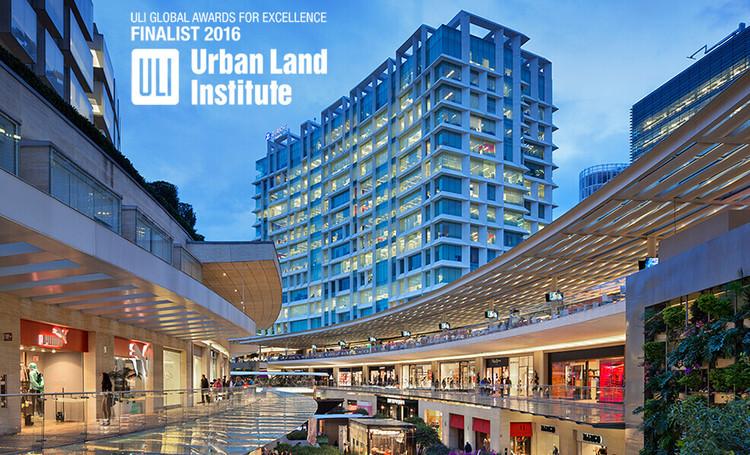 Sordo Madaleno Arquitectos finalista en los 'Global Awards for Excellence' del Urban Land Institute, vía Sordo Madaleno Arquitectos