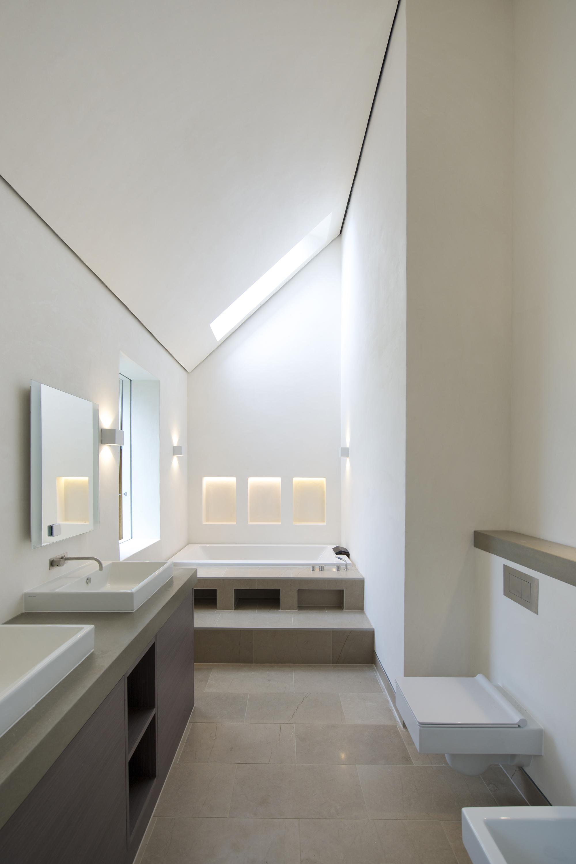 Gallery of new house little england farm bbm for Architect ltd
