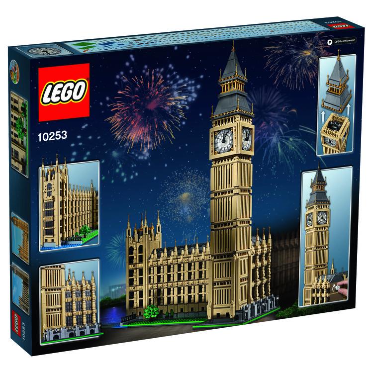 Lego Tag Plataforma Arquitectura