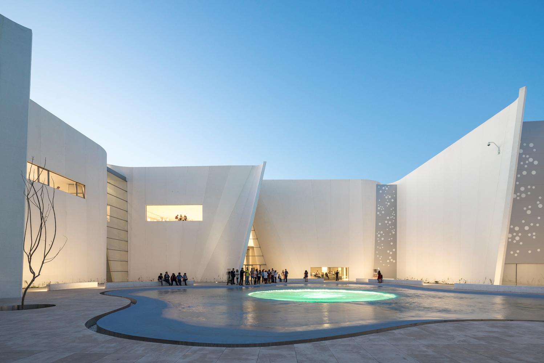 El Museo Internacional del Barroco fue inaugurado a principios del 2016