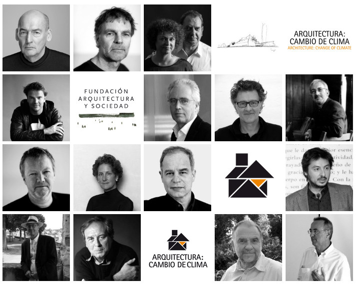 "Rem Koolhaas and Bjarke Ingels to Discuss ""Change of Climate"" at International Architecture Congress in Pamplona"