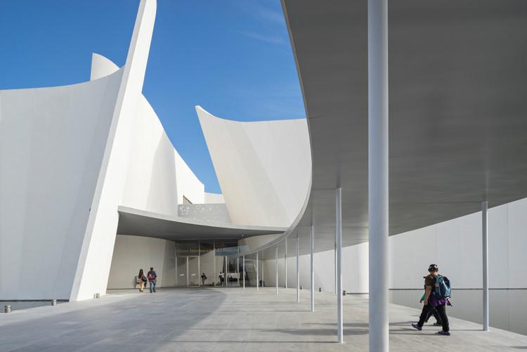 Museo Internacional del Barroco / Toyo Ito , © Patrick Lopez Jaimes / Danstek