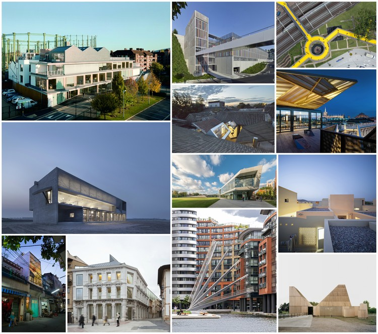 ARCHMARATHON Announces 2016 Award Winning Projects