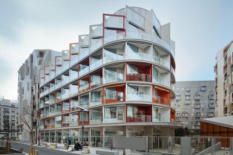 Nursing Home / Atelier Du Pont, © Takuji Shimmura