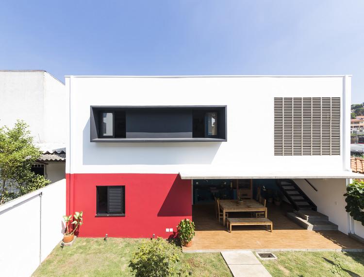 Estúdio De Música Xuxa Levy / CAWY Arquitetura, © Leo Giantomasi