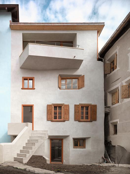 Chesa Gabriel  / Corinna Menn Architekten, © Franz Rindlisbacher