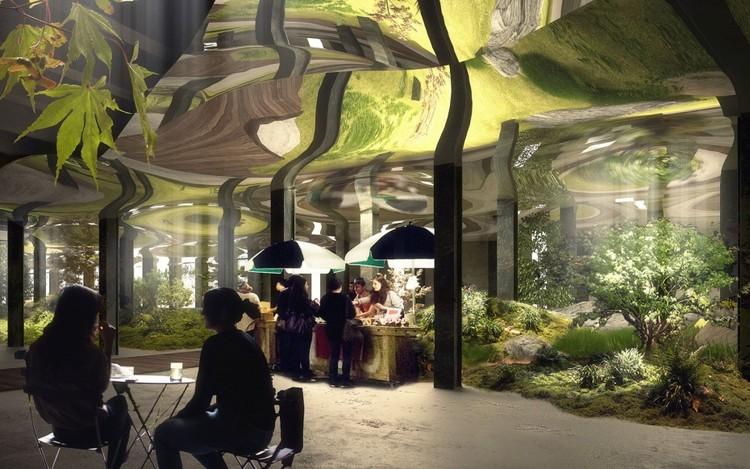 Cinco ideias para aproveitar os espaços subterrâneos das cidades, © Lowline