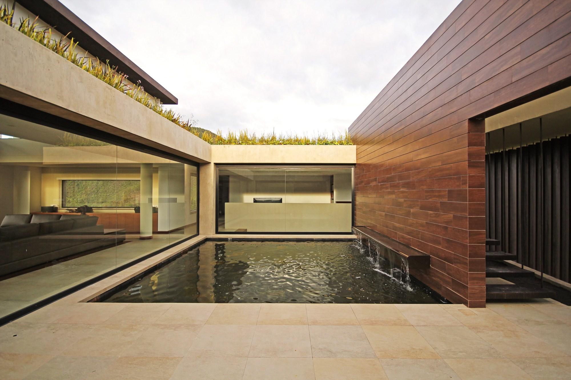 Casa ar campuzano arquitectos plataforma arquitectura - Arquitectos terrassa ...