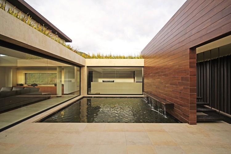 Casa AR / Campuzano Arquitectos, © Gabriel & Carlos Campuzano