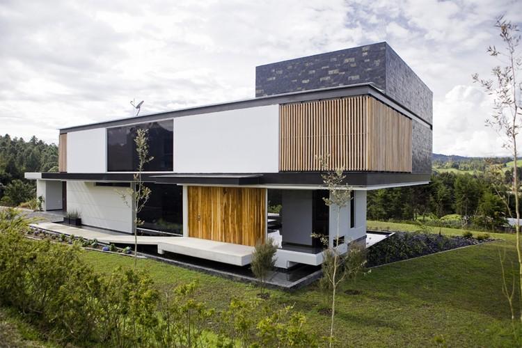 Las Palmas House / Carlos Molina, © Carlos Tobón