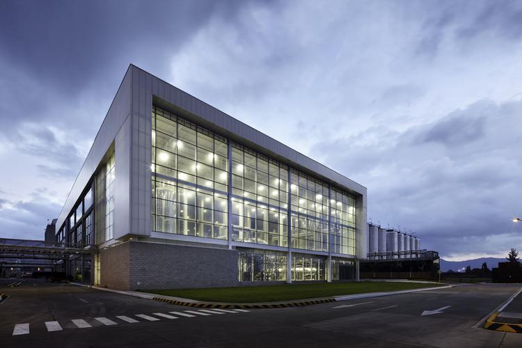 Expansão da Cervejaria Bavaria Sede Tocancipá / Construcciones Planificadas, © Andrés Valbuena