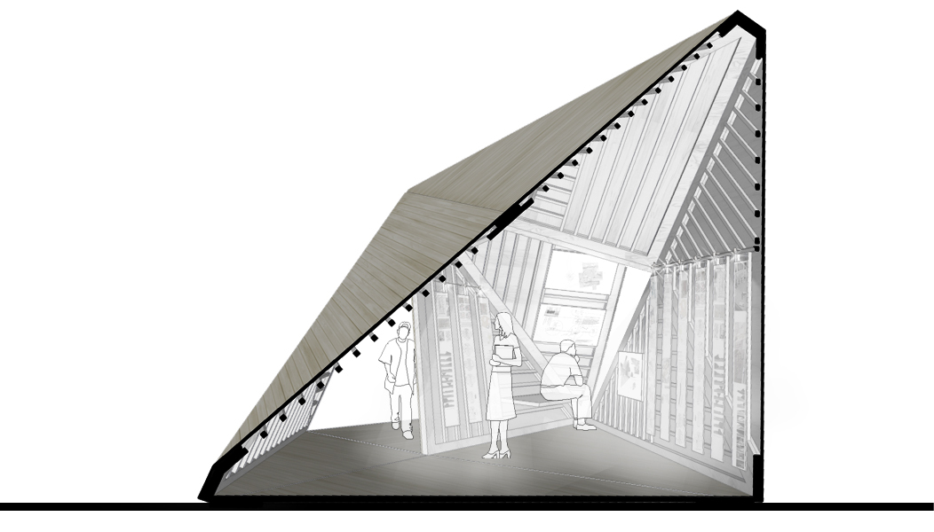 Gallery of Konishi Gaffney Architects Unveils Their Winning Pavilion for the Pop-Up Cities Expo in Edinburgh - 4
