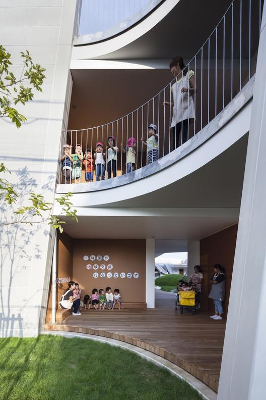 Amanenomori Nursery School / Aisaka Architects\' Atelier ...