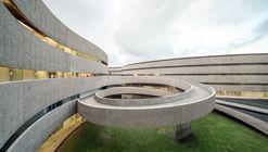Faculty of Fine Arts University of La Laguna  / gpy arquitectos