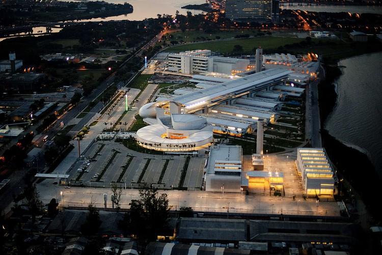 CENPES II / Siegbert Zanettini, © Acervo Zanettini Arquitetura
