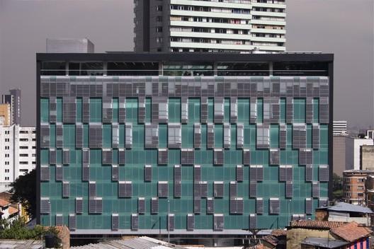 Edificio Julio Mario Santo Domingo, Universidad de los Andes / taller de arquitectura de bogotá