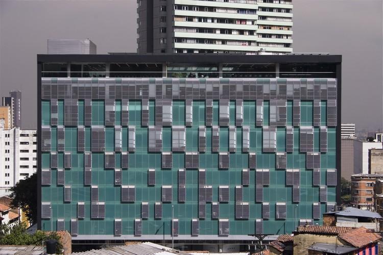 Edificio Julio Mario Santo Domingo, Universidad de los Andes / Daniel Bonilla Arquitectos, © Andrés Arenas