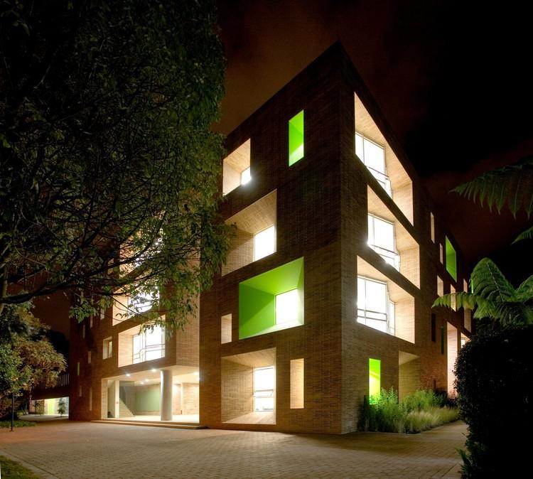 Edificio Omega Block del Colegio Anglo Colombiano / Daniel Bonilla Arquitectos, © Rodrigo Dávila