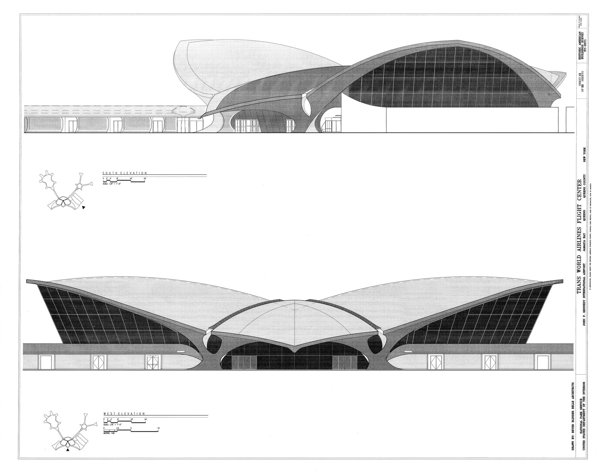 Gallery Of Ad Classics Twa Flight Center Eero Saarinen 7