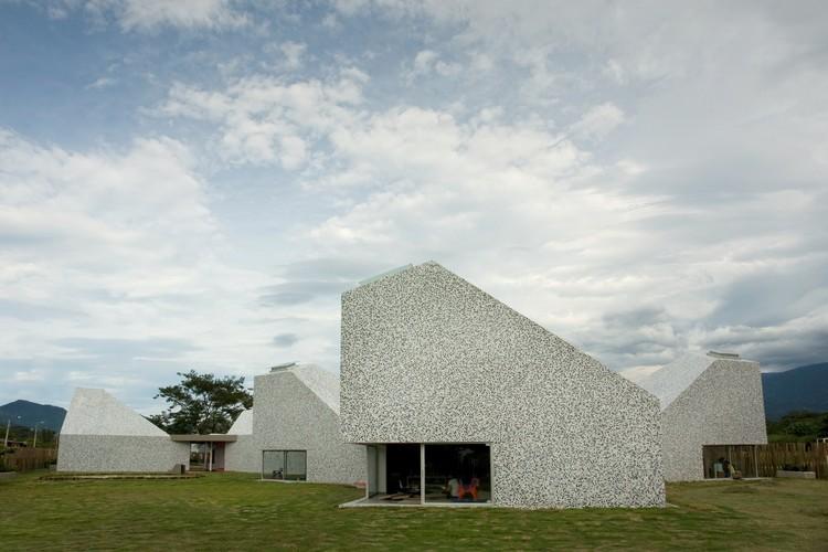 Escuela Preescolar para la Primera Infancia / Giancarlo Mazzanti, © Jorge Gamboa