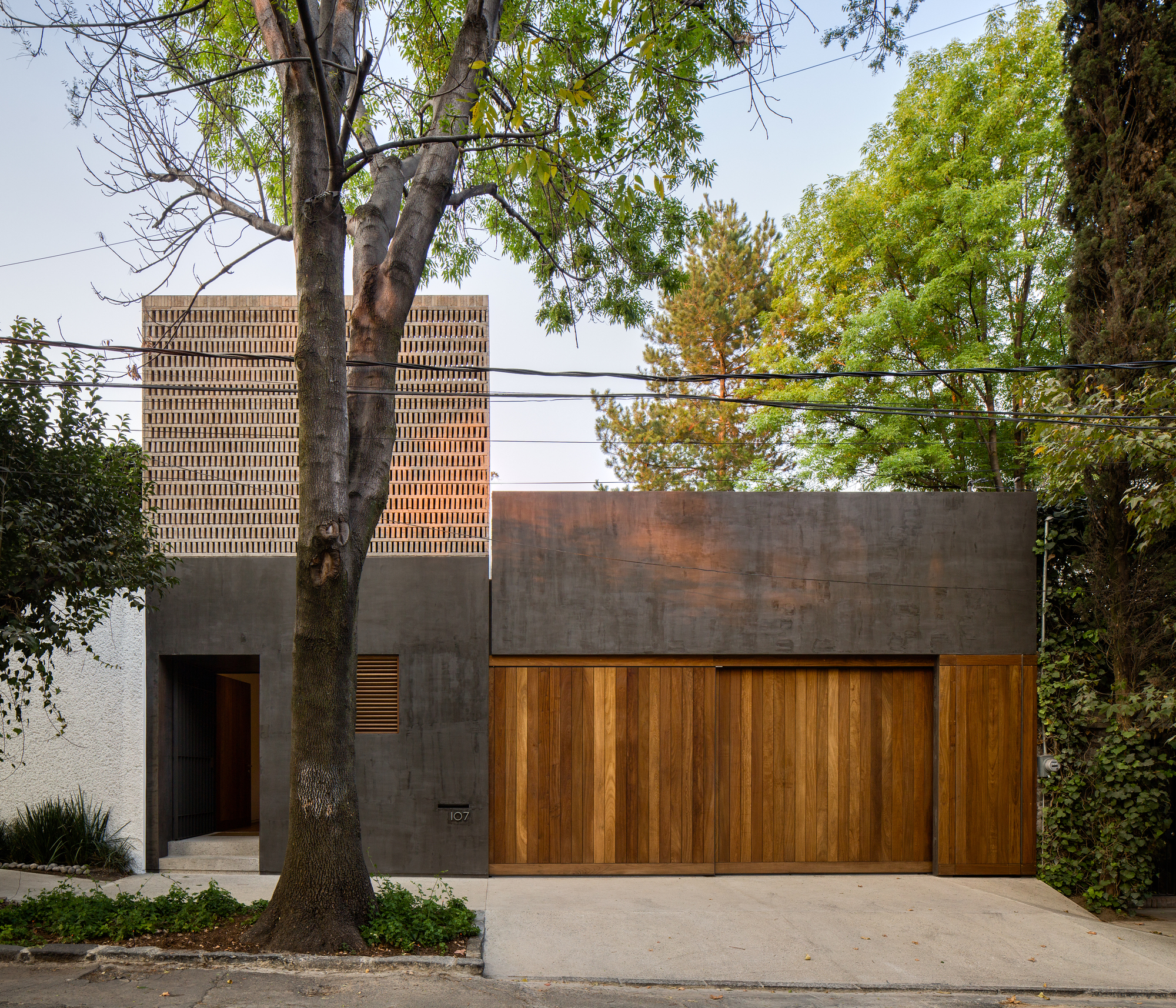 Campestre 107 House Dcpp Arquitectos Archdaily