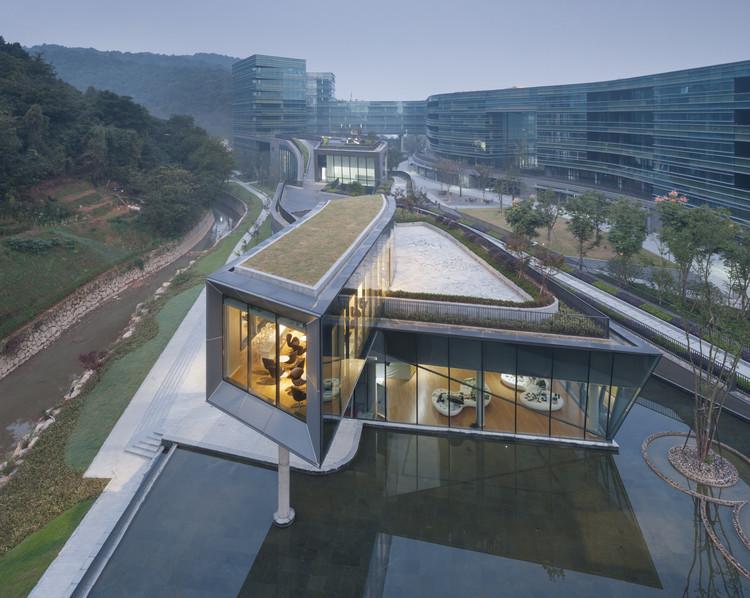 Hangzhou Phoenix Creative Building / gad, © Yao Li