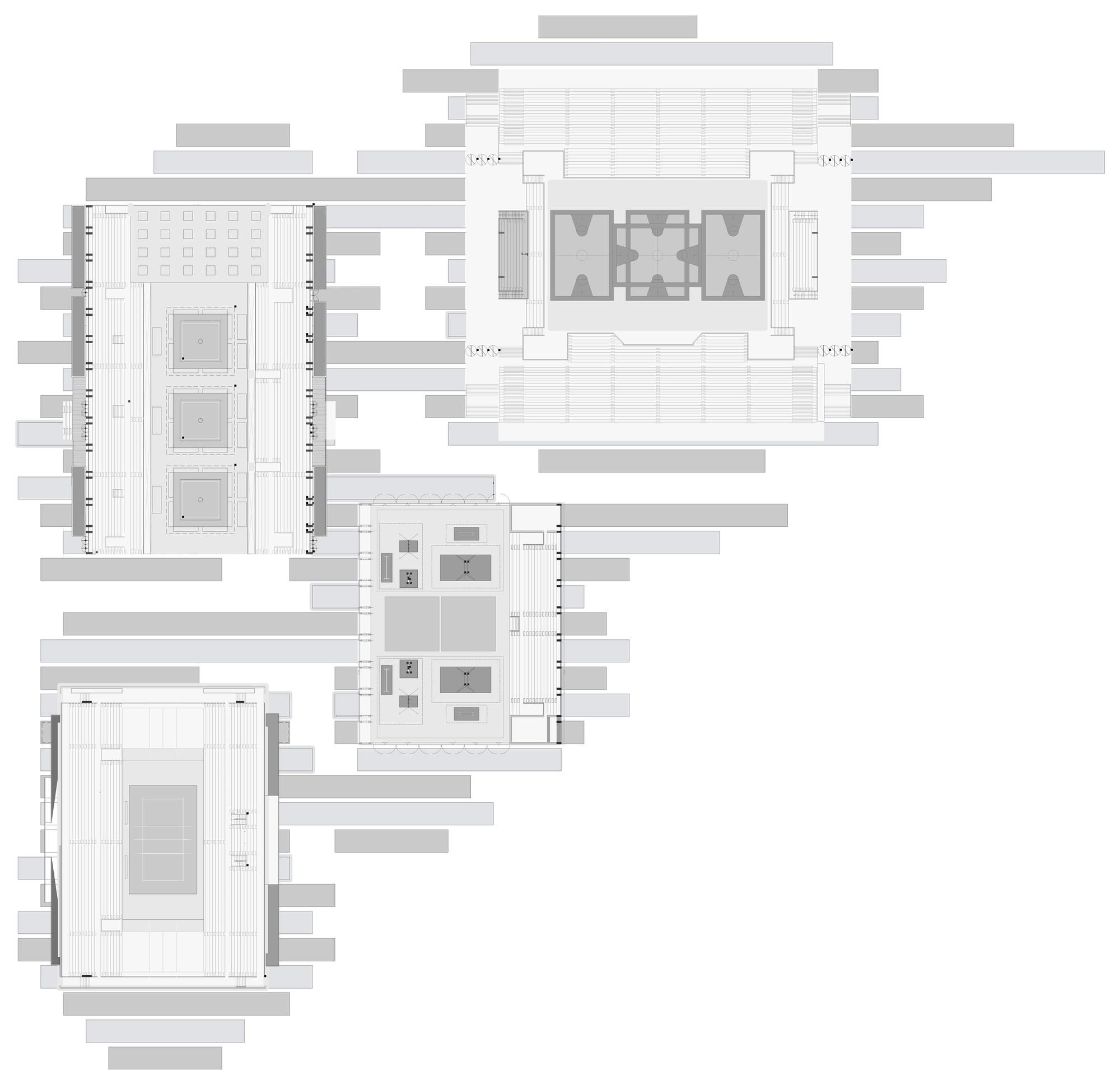 Galeria Arquitectonica: Galería De Escenarios Deportivos / Giancarlo Mazzanti