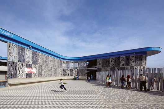 Institución Educativa Flor del Campo / Plan:b arquitectos + Giancarlo Mazzanti
