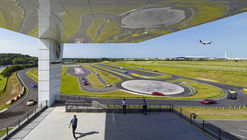 Porsche North America Experience Center and Headquarters / HOK