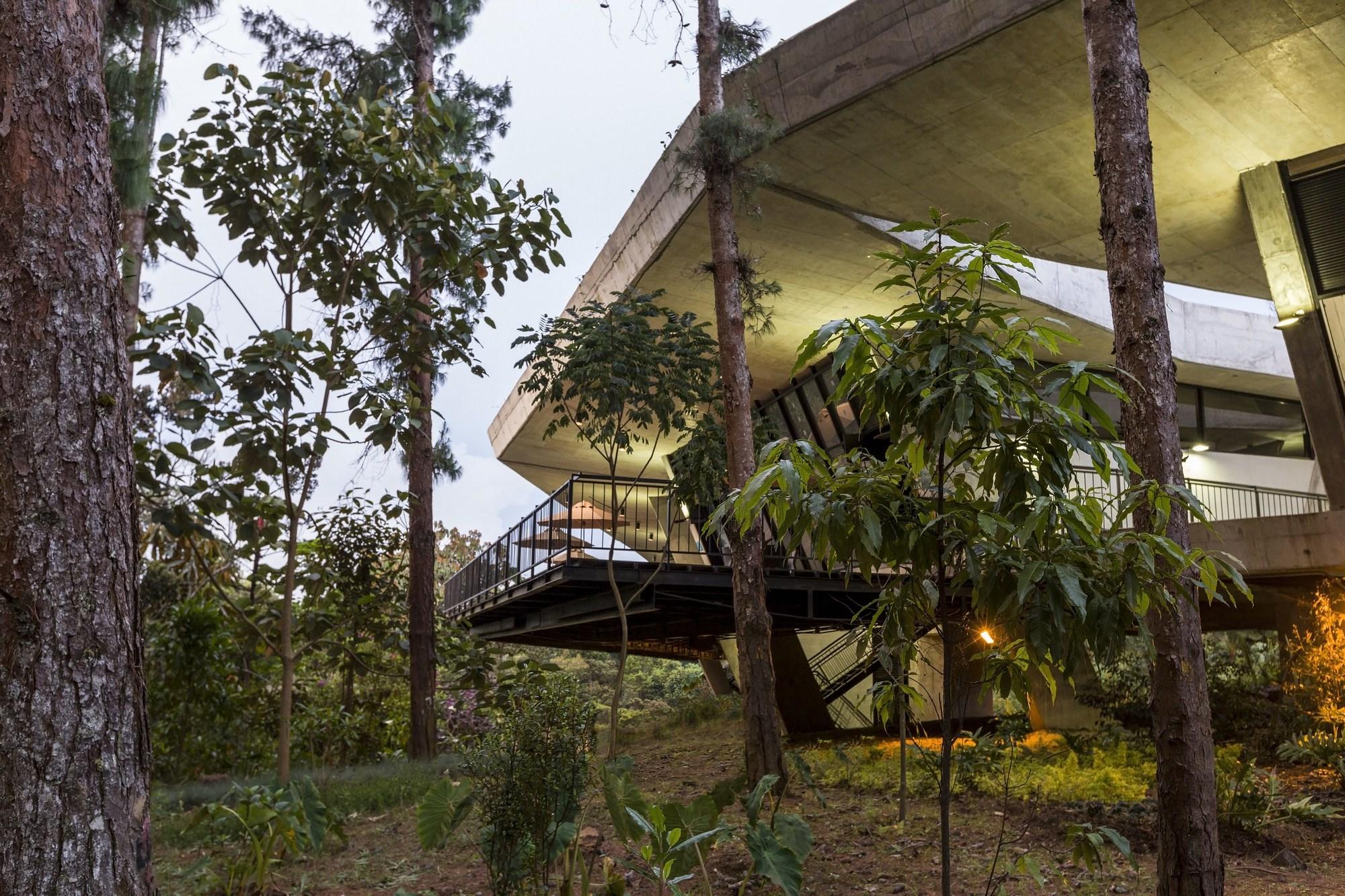 Silletas Park / Juan Felipe Uribe de Bedout