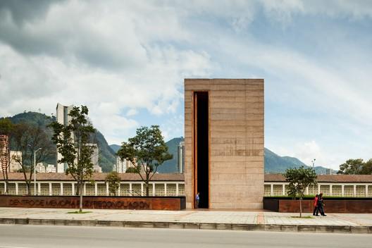 Centro de Memoria, Paz y Reconciliación / Juan Pablo Ortiz Arquitectos