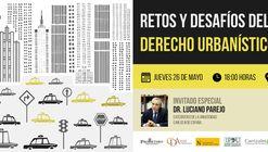 """""""Retos y Desafíos del Derecho Urbanístico Peruano"""": El caso de Lima Metropolitana / Anfiteatro Dammert-PUCP"""