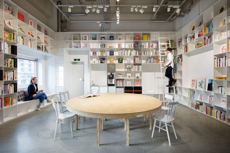 Hue 5F / Schemata Architects, © Takumi Ota