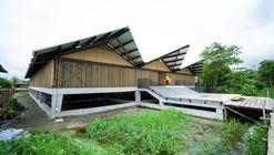 Embera Atrato Medio School / Plan:b arquitectos